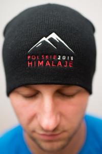 Czapka zimowa z logo Polskie Himalaje