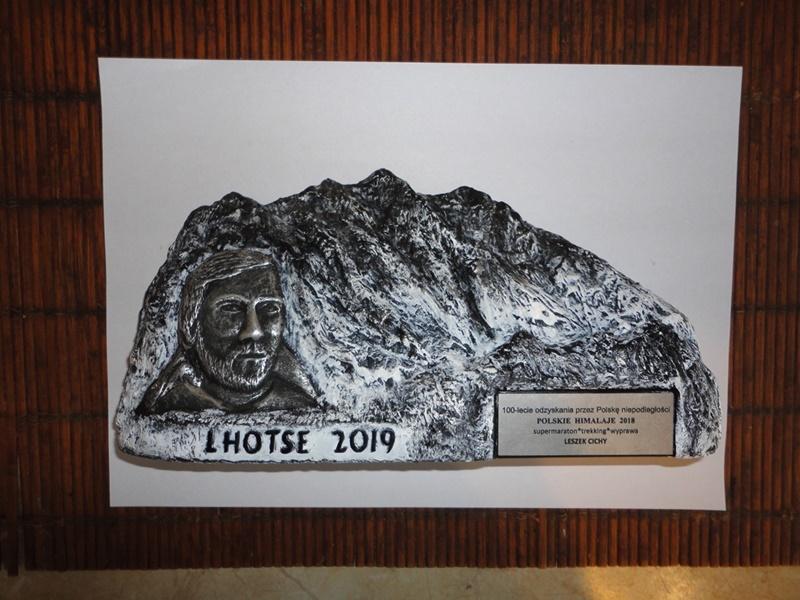 statuetka Lhotse
