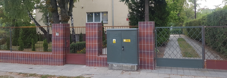 Remont ogrodzenia Przedszkola nr 47 w Poznaniu