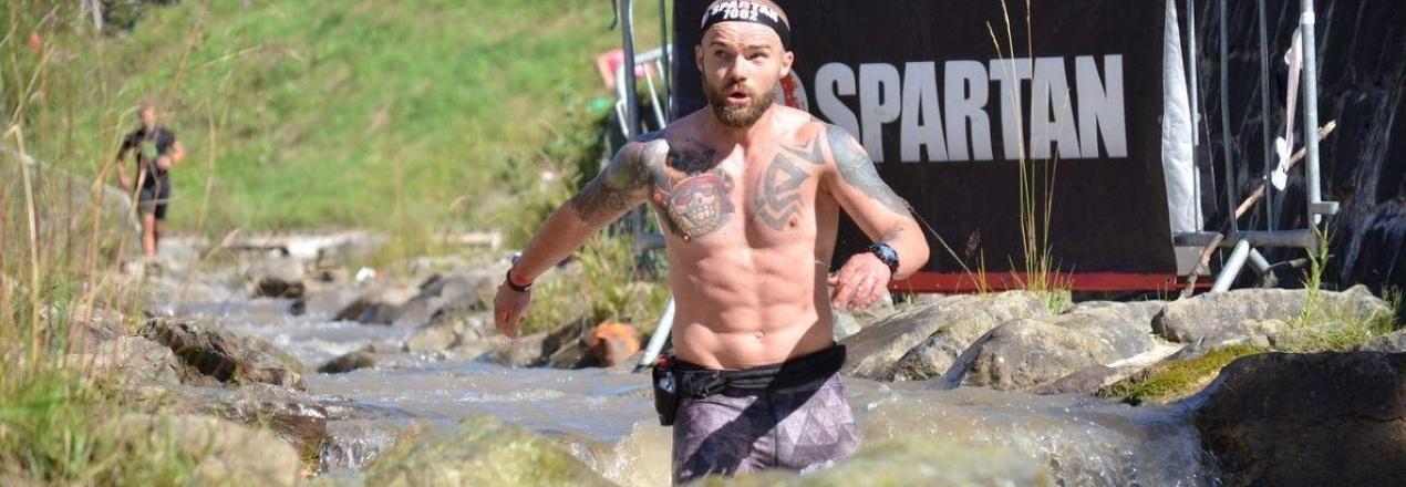 Spełnienie marzenia - Spartan Race w legendarnej Sparcie. Odwdzięczam się!!