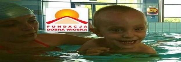 Zbiórka na delfinoterapię dla 3-letniego Filipka