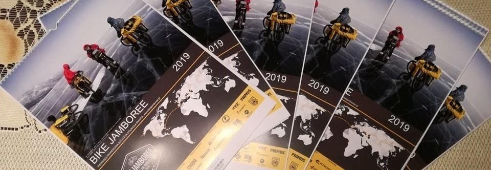 Kalendarze Bike Jamboree 2019