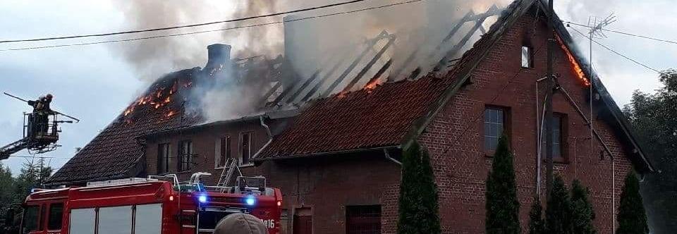 Budowa nowego domu po pożarze