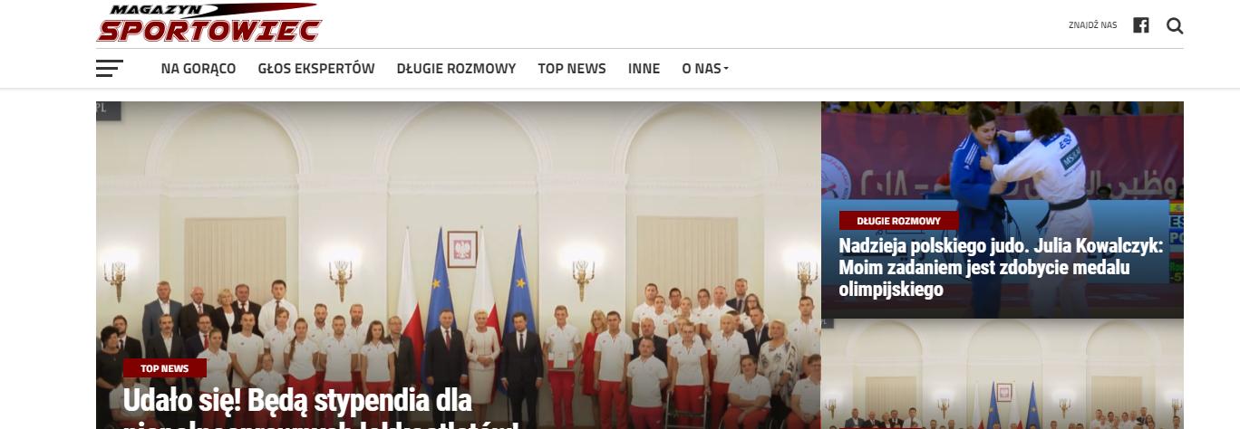 """""""Magazyn Sportowiec"""" potrzebuje waszego wsparcia"""