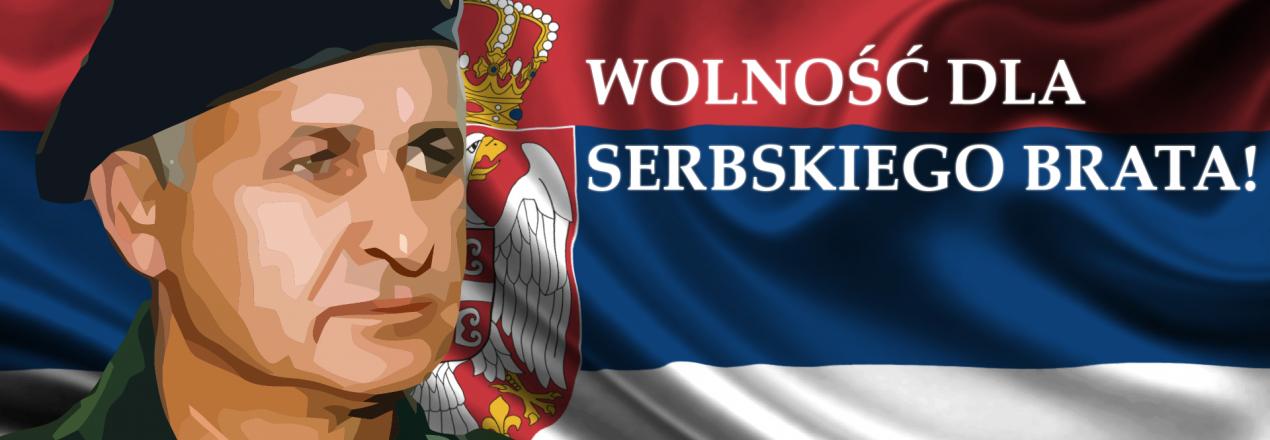 """Świąteczna paczka dla serbskich """"zbrodniarzy""""*"""