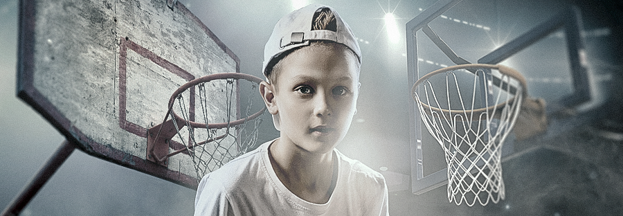 #BezpiecznyBasket - zakup konstrukcji koszy dla młodzieży