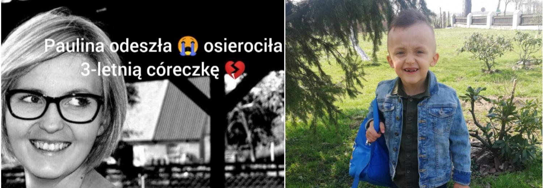 Paulina Juszczak marzy, by pokonać nowotwór i wychować Zuzie ❤️