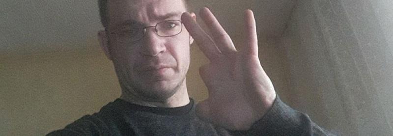 Proteza palców dla Piotra