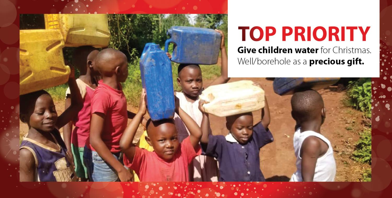 Studnia dla dzieci w Ugandzie | zrzutka.pl