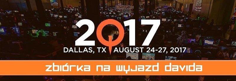 Polak na QuakeCon 2017
