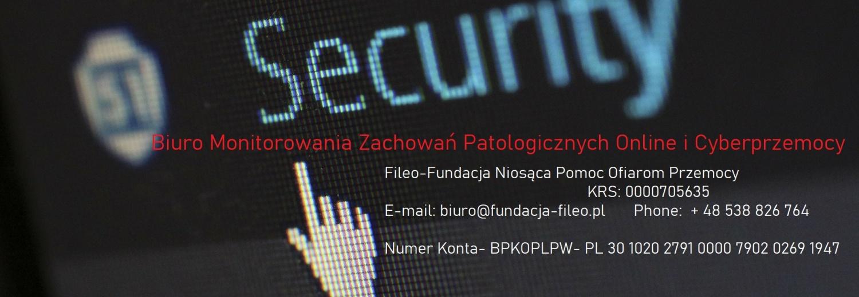 Działalność Statutowa - Biuro Monitorowania Zachowań Patologicznych Online i Cyberprzemocy