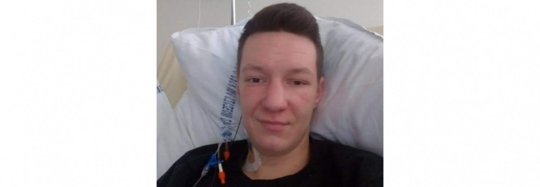 Pomóżmy Konradowi zwyciężyć z białaczką / ZAKOŃCZONA! Dziękujemy za wpłaty