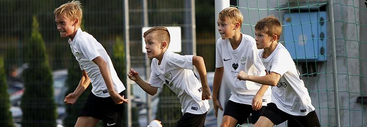 Wsparcie Akademii Piłkarskiej Rozwój Katowice