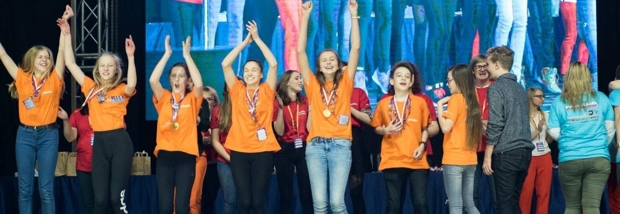 Udział Drużyny K.R.A.B. w Światowej Olimpiadzie Kreatywności w USA 2018