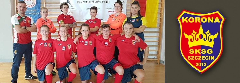 Na wyjazd kobiet na turniej Ligi Mistrzów Niesłyszących w futsalu Stuttgart styczeń 2019 rok