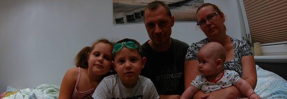 """Akcja """"MAGURKA"""" - Pomoc rodzinie poszkodowanej w wypadku"""