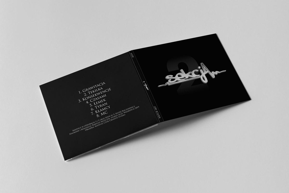Sekcja 2 - płyta CD