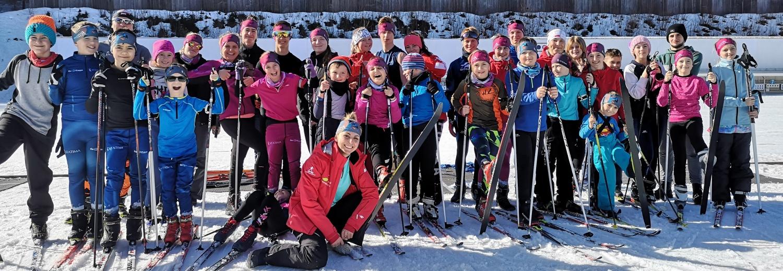 Letnie stroje dla biathlonistów
