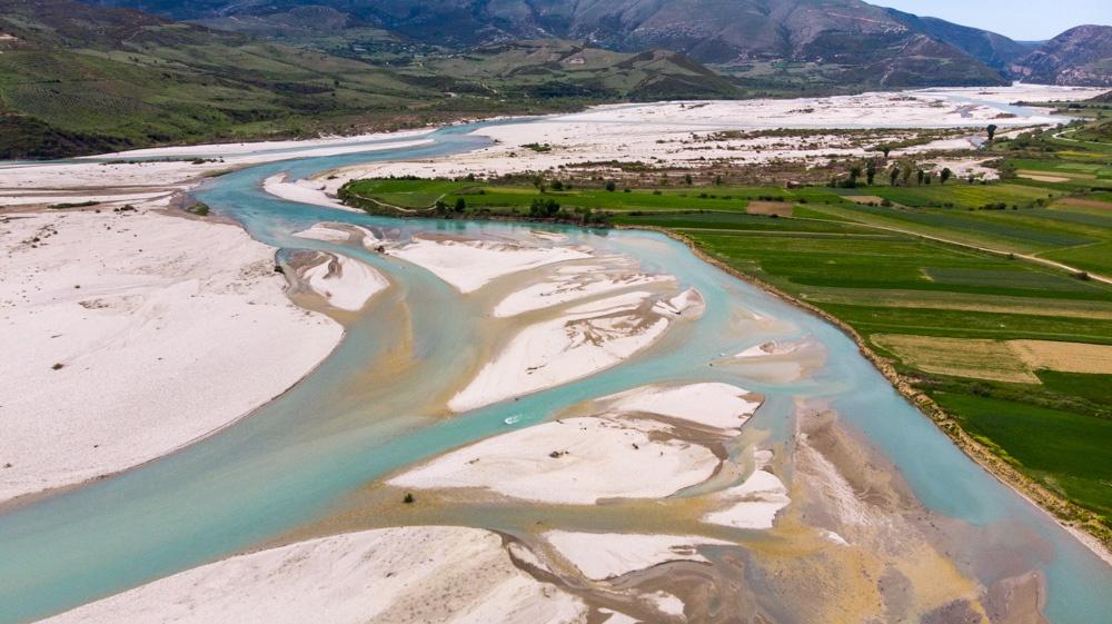 Autorskie zdjęcie rzeki