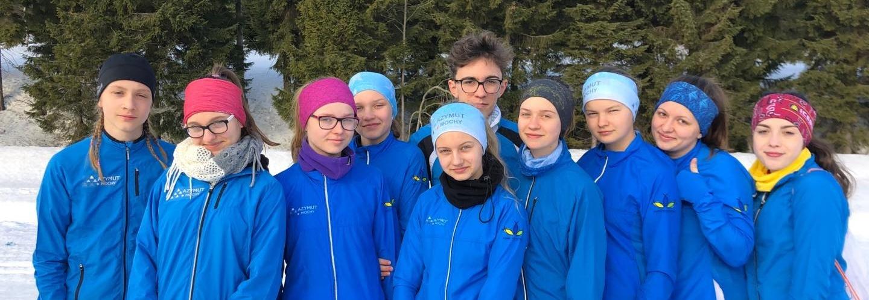 Wyjazd na Mistrzostwa Świata w Estonii