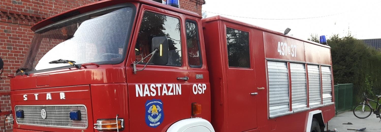Zakup samochodu Ratowniczo-Gaśniczego dla OSP Nastazin