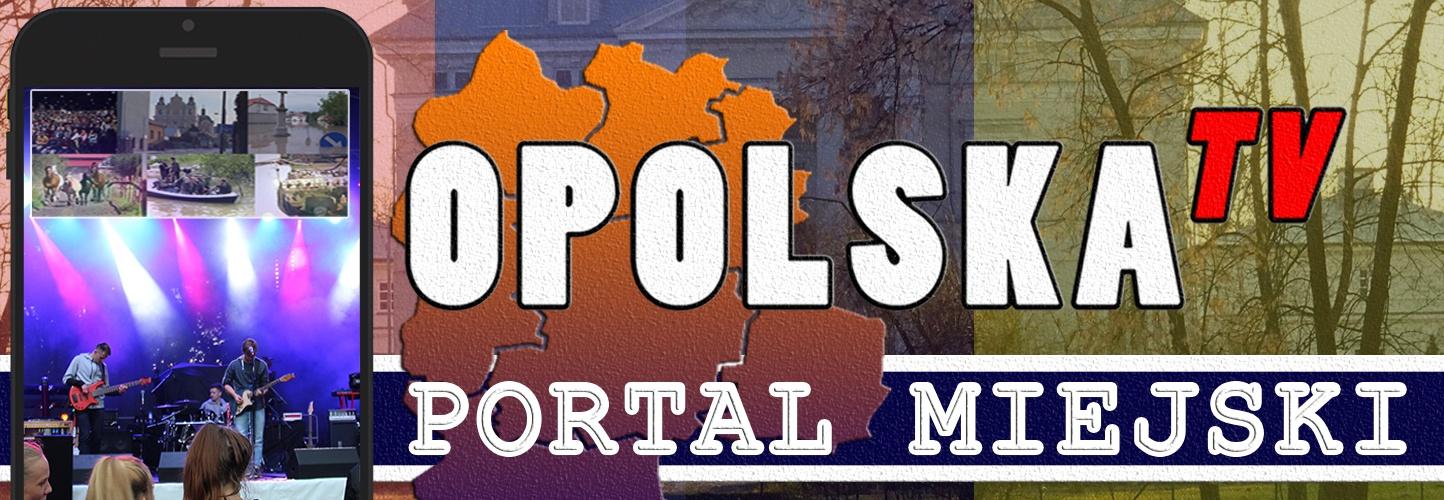 Portal Miejski Opolska TV (powiat opolski). Cel - wsparcie autora.