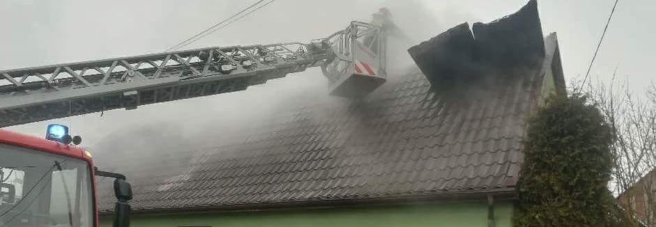 Pomóżmy - Spalił się dom!Dołóż cegiełkę w odbudowie ich życia