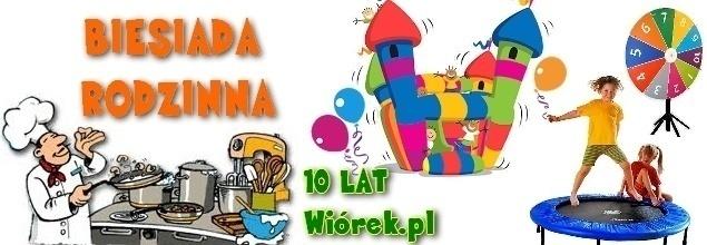 Finansowanie atrakcji podczas festynu 10 lecia portalu Wiórek.pl