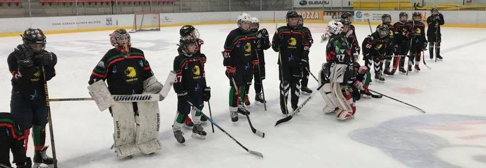 Wyjazd drużyny hokejowej 2006/2007 Tyskich Lwów na turniej  Rabbit Cup  Szwajcaria  MARZEC 2019
