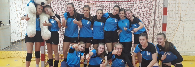Wyjazd dziewcząt  UKS Jedynka Łuków na XXVII Europejski Festiwal Piłki Ręcznej- Koper Słowenia