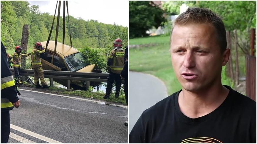 Uratował tonącą kobietę, teraz sam potrzebuje pomocy Radio Gorzów 23 czerwca 2021