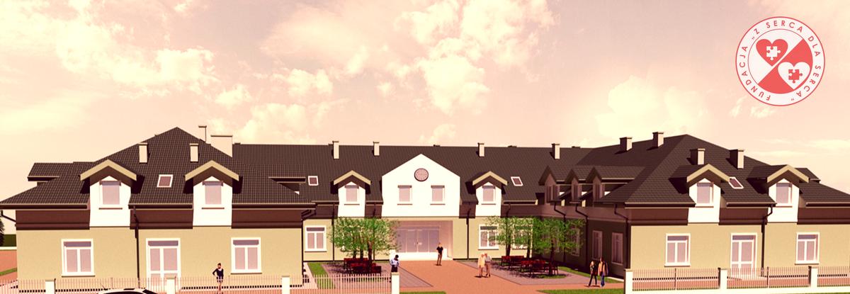 Budujemy Hospicjum w Zaleszanach