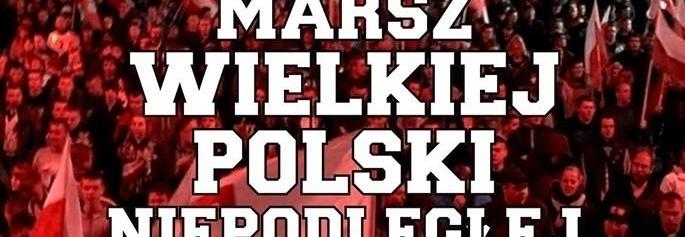 Marsz Wielkiej Polski Niepodległej Wrocław 2017