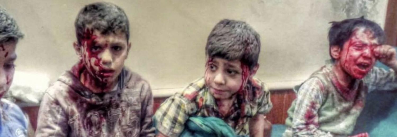 Dom dla syryjskich dzieci ulicy