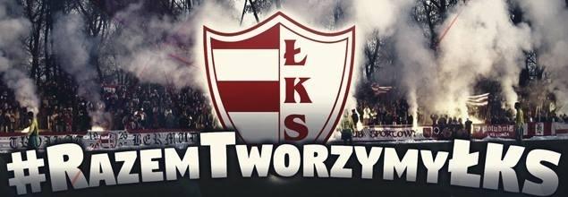 Wspieramy drużynę Łomżyńskiego Klubu Sportowego!