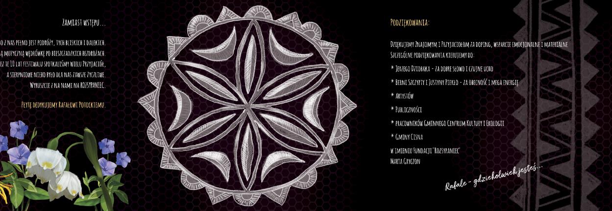 Rozsypaniec 2014-2018 - druga płyta