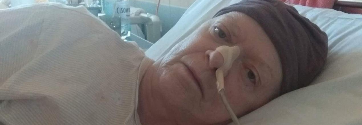 Pomóżmy w walce z rakiem mojej mamie!