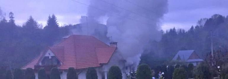 Na remont domu po pożarze w Bereście