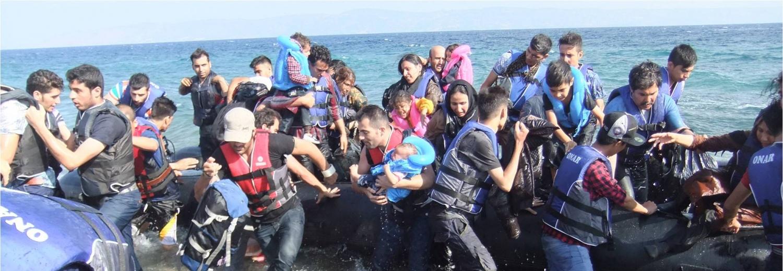 Fundacja The Hope Project Polska - wysyłka pomocy humanitarnej do greckich obozów dla uchodźców