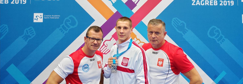 Pomagamy spełnić sportowe marzenie Bartka To dzięki nam weźmie udział w Mistrzostwach Świata!!