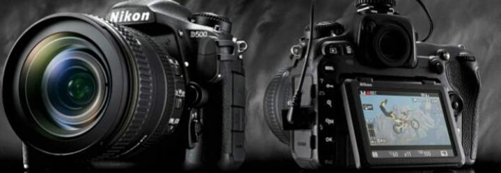Aparat Nikon d500