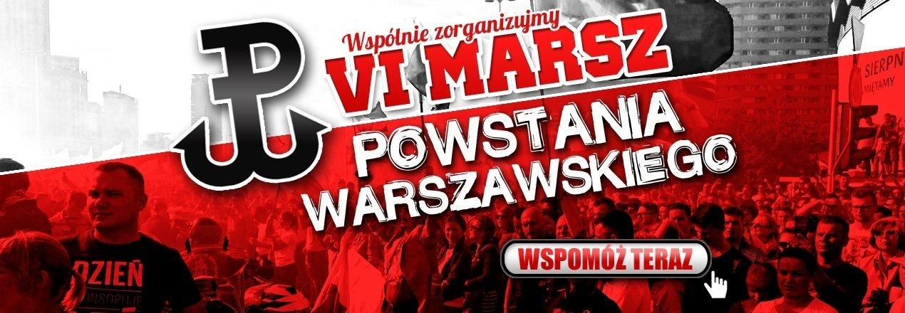 VI Marsz Powstania Warszawskiego