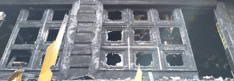 Pomoc dla Tomka. Dom jego rodziny spłonął!