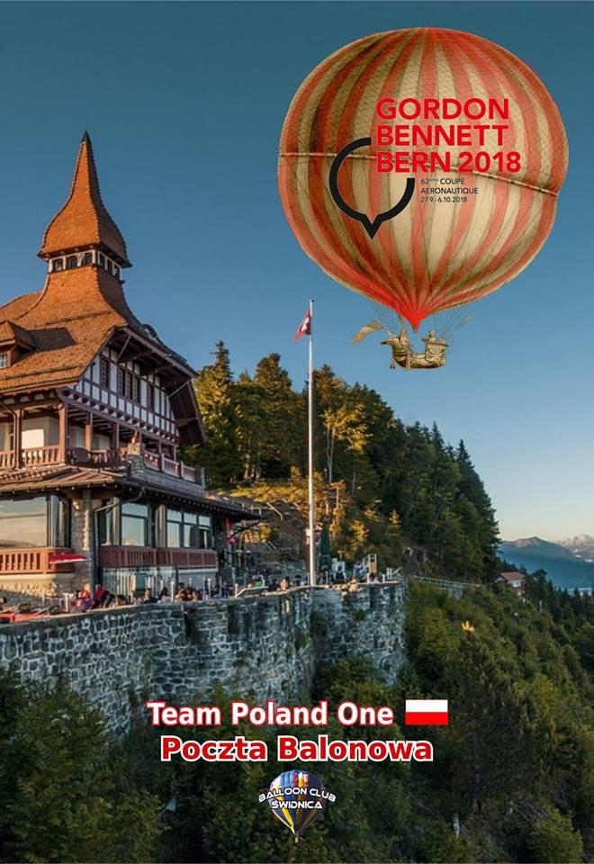 Poczta Balonowa Team Poland One