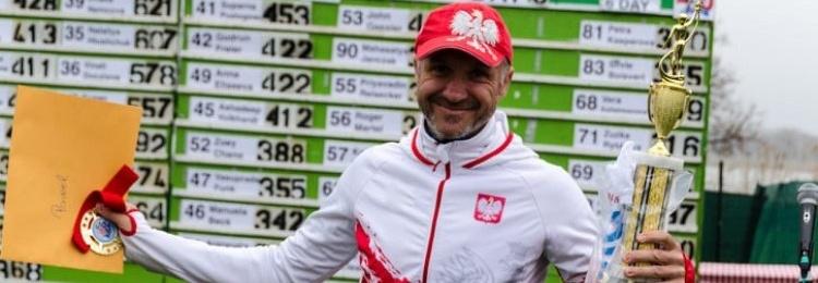 5000 km - Najdłuższy i najtrudniejszy bieg na świecie.   Po raz pierwszy z Polakiem !!!!