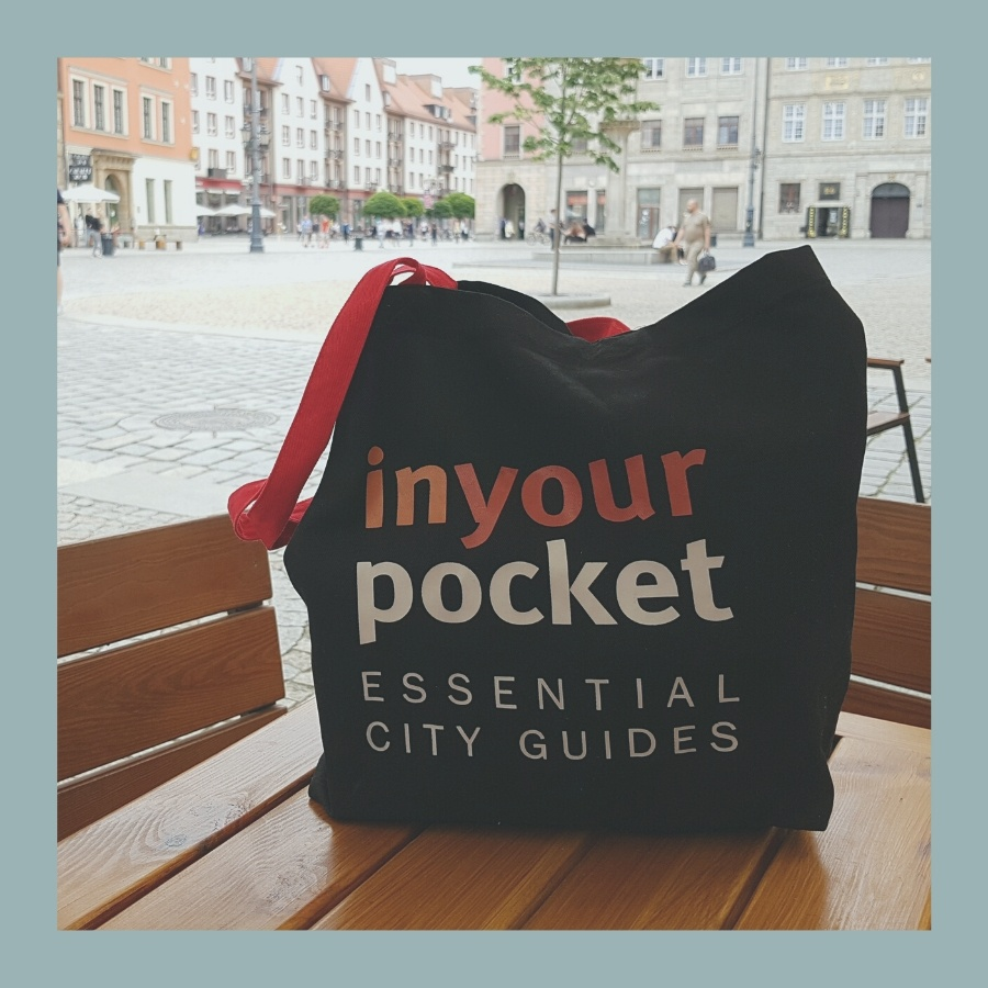Poland In Your Pocket TOTE BAG