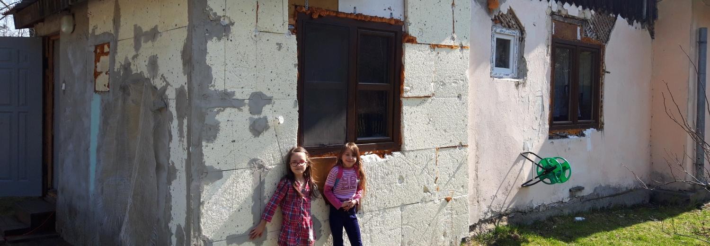 Wyremontujmy dom dziewczynek!