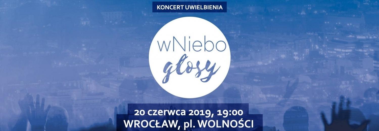 Koncert wNieboGłosy 2019
