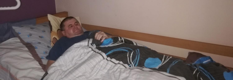 Na rehabilitacje i normalne życie Krzysztofa
