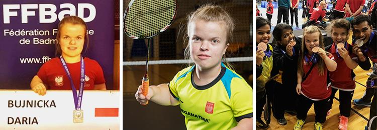 Niepełnosprawna Daria w drodze na Mistrzostwa Świata w Parabadmintonie. Pomóżmy jej trenować.
